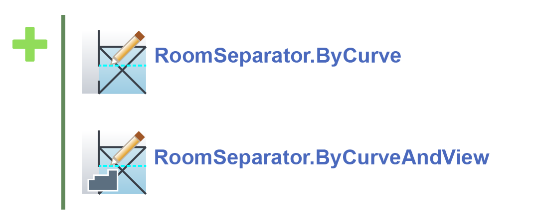 RoomSeparation node